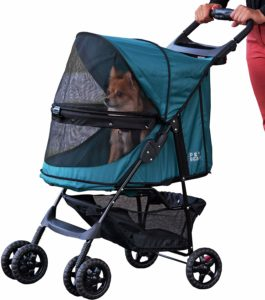 Pet Gear No-Zip Happy Trails