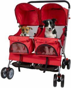 Livebest Folding Pet Stroller Elite Jogger.