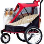 ibiyaya 2-in-1 Pet Strollers