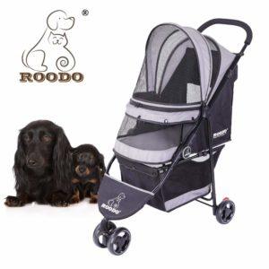 ROODO Escort 3 Wheel Pet Strollers