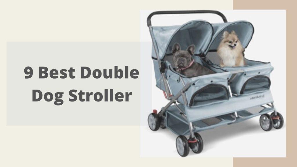 best double dog stroller
