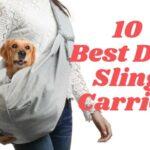 Best Dog Carrier Sling